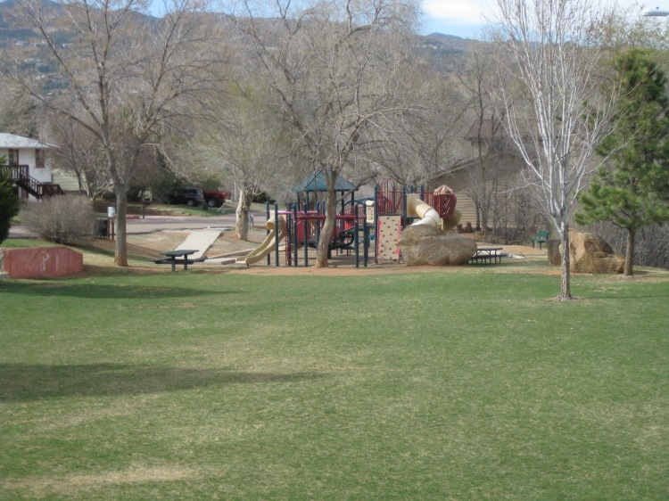 I'll miss this little park so much.